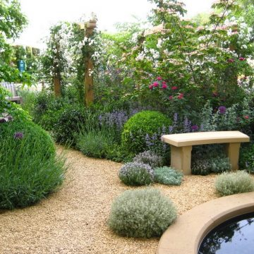 Landscape Design. Initial consultancy visit, plans, estimates, construction, planting.