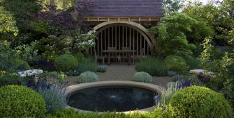 The People's Choice Award 2010 by Roger Platts. Award winning Garden Design and Landscaping at the Chelsea Flower Show
