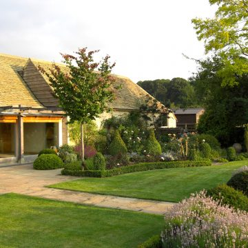 Garden Design in Oxford