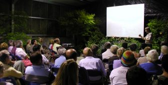 Garden Talk by Roger Platts. Gardening Events