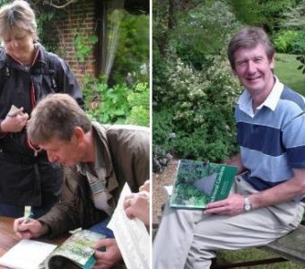 Roger Platts Book signing and photo