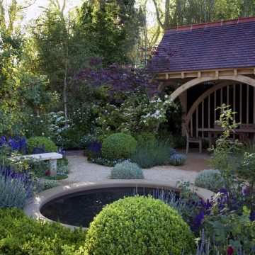 Traditional Garden Designer Roger Platts